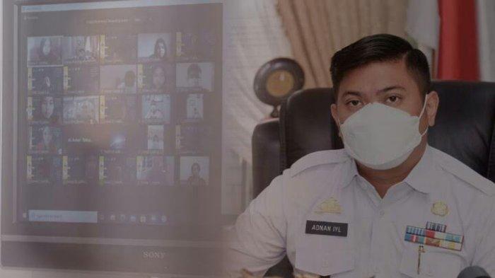 KKN di Gowa, Adnan Purichta Ichsan Minta Mahasiswa Unhas Edukasi Masyarakat Terapkan Prokes