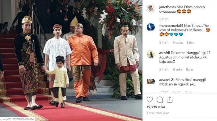Inilah Sosok Pengganti Presiden Jokowi Bakal Pegang Jabatan Penting Negara, Dari Kalangan Keluarga