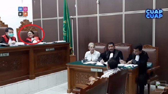 Adu Mulut Nikita Mirzani & Dipo Latief di Pengadilan, Soal Siapa yang Hamili Dia Hakim Malah Tertawa