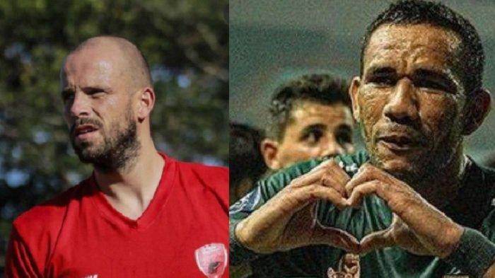 Aduh! Striker Brasil Persebaya Sudah Tocker Sedang Anco Jansen Striker Belanda Milik PSM Belum