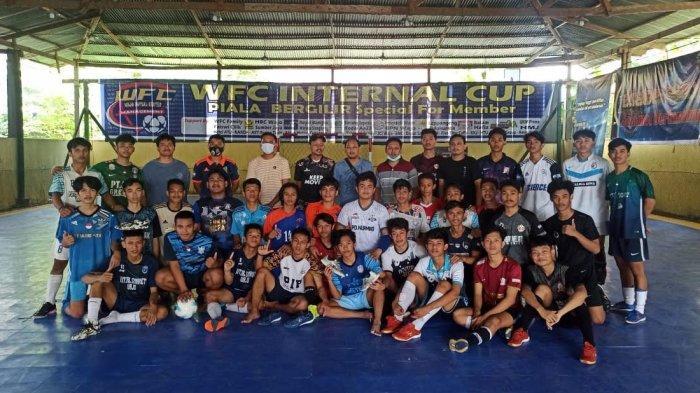 Berikut 20 Nama Pemain Futsal Wajo Lolos Seleksi Persiapan Pra Porprov