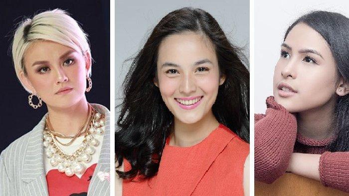 Inilah 4 Artis Indonesia Masuk Daftar 100 Wanita Tercantik Dunia Versi TC Candler pada 3 Tahun Lalu
