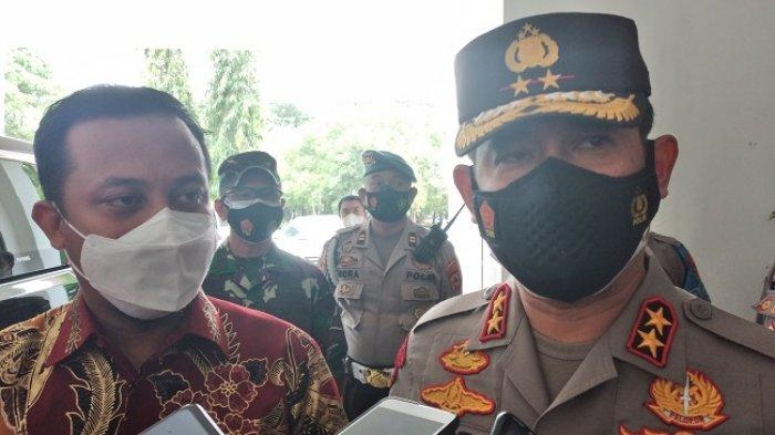 Bertemu Andi Sudirman, Sekretaris Saber Pungli: Pelayanan Publik di Sulsel Sudah Bagus