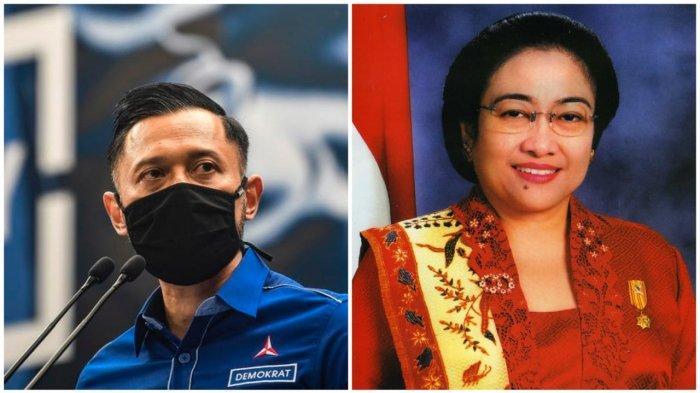 Sejarah Berulang! Ternyata Ada Kesamaan Kudeta Megawati dan AHY dari Ketua Partai