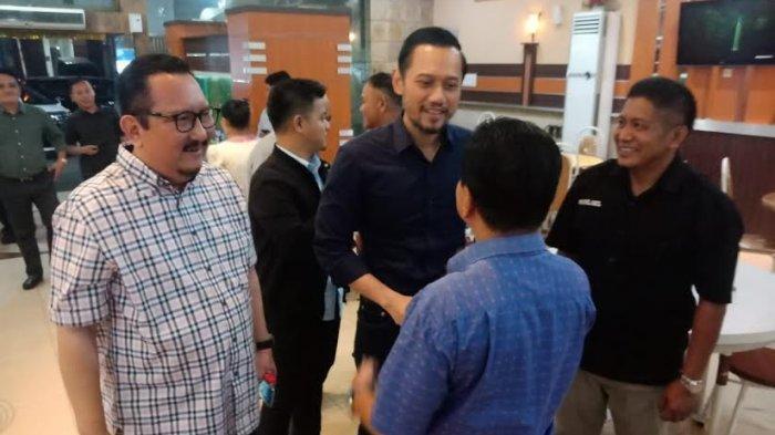 AHY Gelar Pertemuan Tertutup Selama 3 Jam dengan Ketua DPC Demokrat Sulsel, Apa Dibahas?