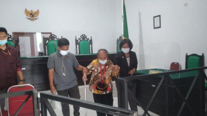 Pengakuan Anak yang Gugat Ibu Kandung Gara-gara Tanah Warisan di Pengadilan Negeri Belopa Luwu