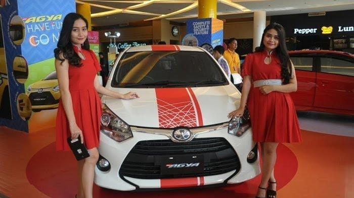 Mobil Brio Satya, Agya dan Ayla Dominasi Penjualan Semester Pertama di Sulsel