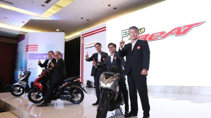AHM LuncurkanAllNew Honda BeAT Series Teknologi Baru, Cek Keunggulan dan Harganya