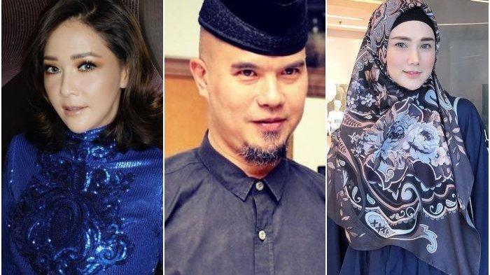 Ahmad Dhani Bandingkan Mulan Jameela dengan Mantan Istri, Ayah Al Ghazali: Maia Itu Cowok Banget