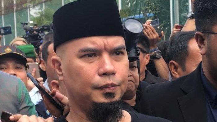 Ahmad Dhani Belum Sepekan Bebas dari Penjara, Sudah Teriak-teriak Suruh Ambilkan Alas Kaki