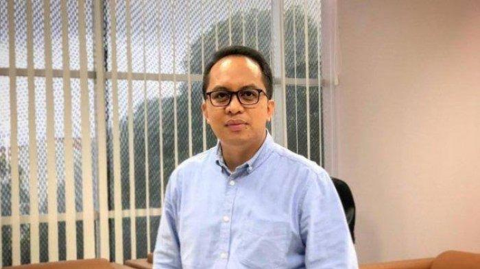 Ahmad S. Ilham, Ketua Asosiasi Bank Syariah Indonesia atau Asbisindo Sulsel
