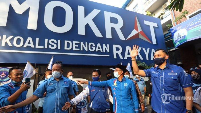 Partai Demokrat Memanas! Kubu AHY dan Moeldoko Saling Lapor, Nama SBY hingga Jhoni Allen Terseret