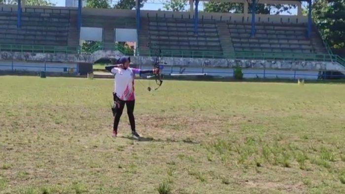 Perkenalkan Atlet Panahan Aidha Ayu Lestari Jagoan Sulsel, Bakal Tanding di PON Papua