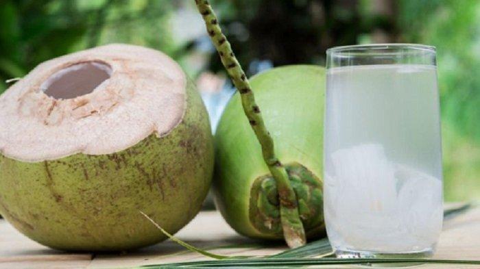 Jarang Tahu! Inilah Bahaya Minum Air Kelapa Untuk 6 Kriteria Orang ini Meski Baik Bagi Kesehatan