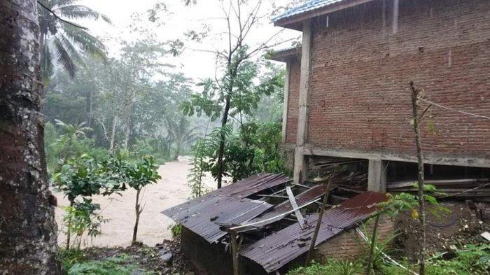 Pascahujan Deras, Begini Kondisi Volume Air di Sungai Puncak Sinjai, Warga Diminta Waspada