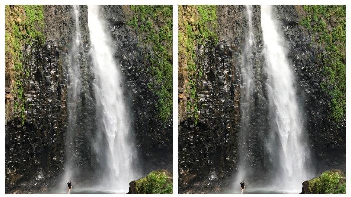 Pesona Air Terjun Takapala Setinggi 109 Meter dari Dekat, Wisata Alam Gowa yang Selalu Bikin Takjub