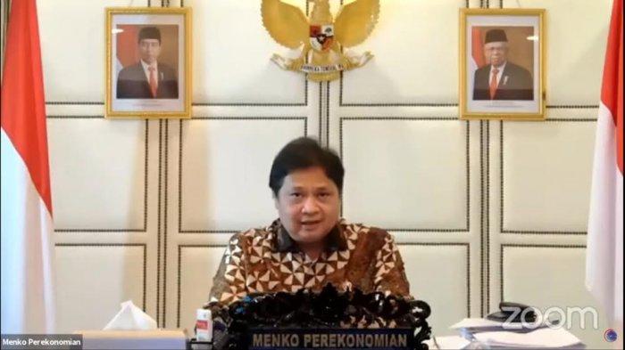 Airlangga Hartarto Sebut Ada 16 Kabupaten/Kota Turun Level PPKM ke Level 3