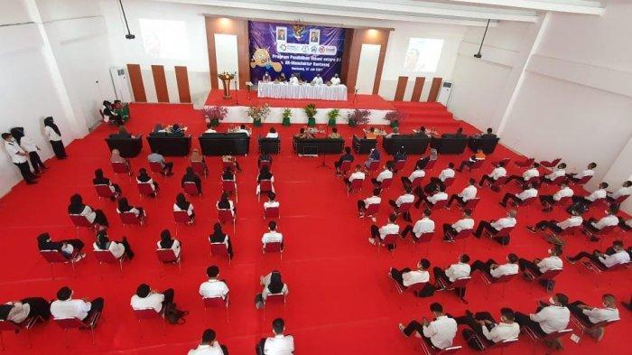 AK- Manufaktur Bantaeng Launching Program Pendidikan Vokasi