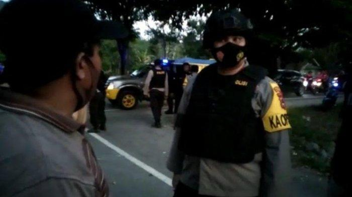 Polres Palopo Duga Ada Provokator Dibalik Bentrok Mancani