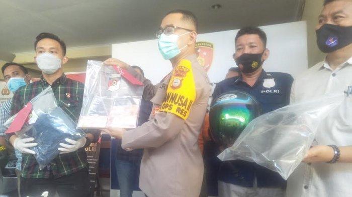 Polres Takalar Tangkap Pelaku Pencurian Spesialis Pecah Kaca Mobil, Barang Bukti Rp30 Juta