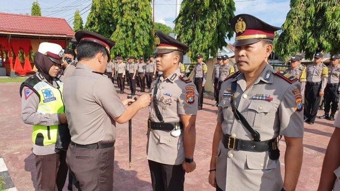 Lima Perwira Polres Mamuju Utara Dimutasi, Ini Jabatan Barunya