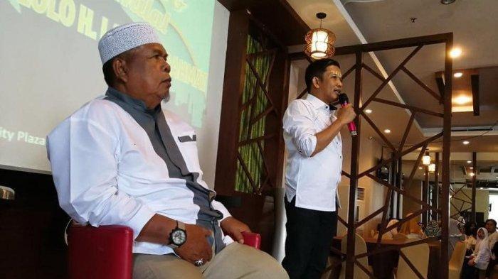 AKBP (Purn) H Sahir Haji Wata Mantan Anggota DPRD Soppeng dan Mantan Wakapolres Sidrap Meninggal