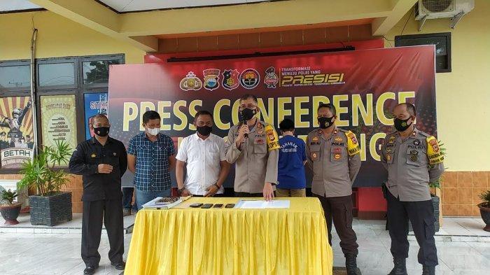 Dua Mucikari Prostitusi Online di Bantaeng Terancam Penjara 15 Tahun