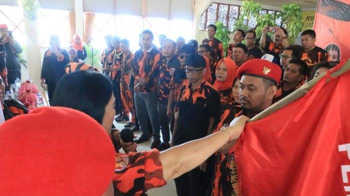 Akhmad Syarifuddin Daud 'Oppo' Pimpin Pemuda Pancasila Kota Palopo