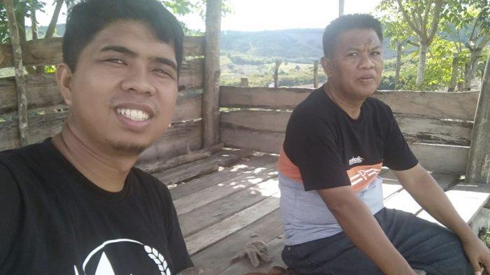 2 Pemuda Sidrap Tulis Buku Berjudul 'Kincir Angin Membelah Bukit Pabbaresseng'