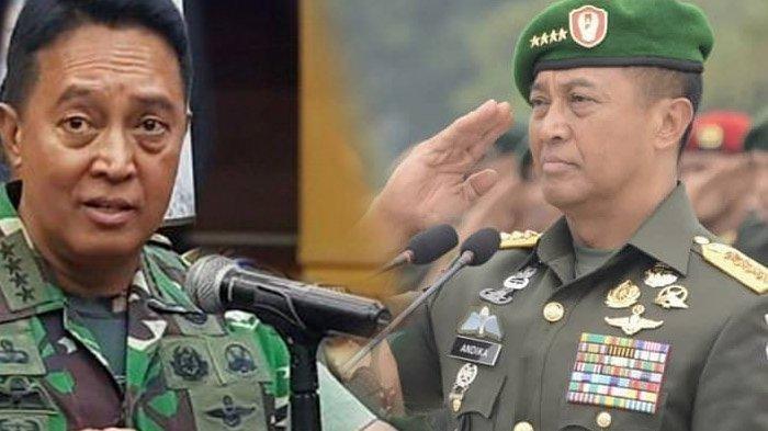 Jenderal Andika Perkasa Angkat Bicara Prajurit Kopassus Dikeroyok di Klub Malam, 'Ngapain Di Situ?'