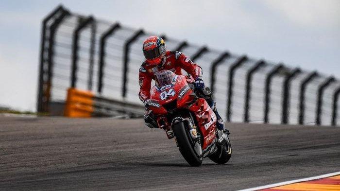 MotoGP 2020, Dovizioso Siap Tantang Marc Marquez