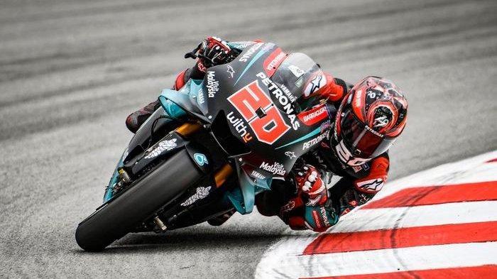 Quartararo Bakal Jadi Pesaing Marc Marquez di MotoGP 2020? Ini Kata Loris Capirossi