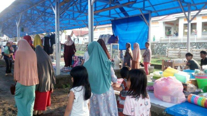 Pengelola Pasar Lampulung Wajo Siapkan Kios Gratis Buat Pedagang Jajanan Ramadan