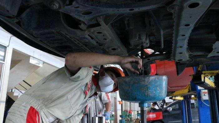 Bengkel Kalla Toyota Tetap Buka Selama PPKM, Gratis Oli Bagi yang Sudah Vaksin