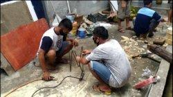 Intip Kreatifitas Narapidana Rutan Bantaeng, Bisa Produksi Barang Furnitur