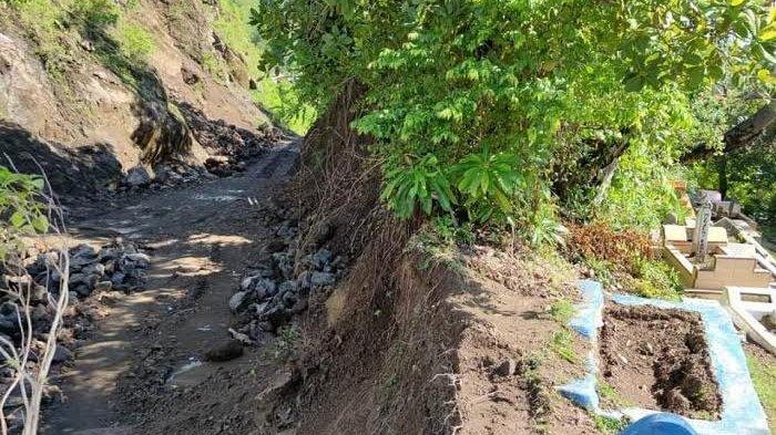 Warga Minta Aktivitas Tambang di Area Pekuburan Baccara Sinjai Dihentikan