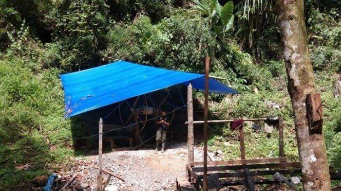 Selidiki Tambang Emas Ilegal, Polres Palopo Hanya Temukan Lubang Tiga Meter