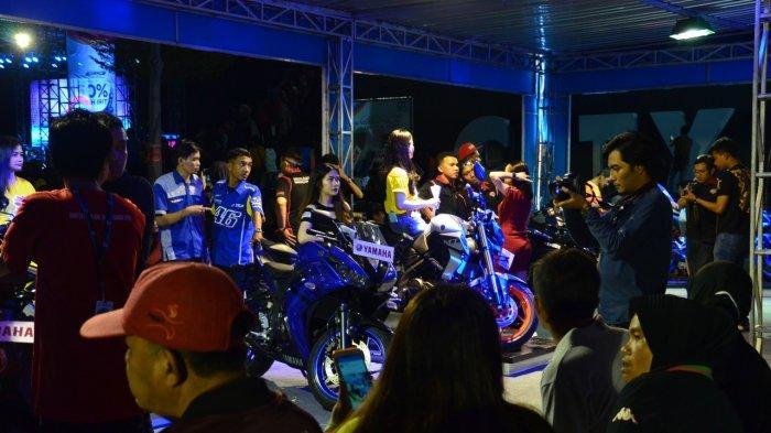 Malam Mingguan di Mall PiPo, Yamaha Gelar Kumbaya 2019, Hadirkan Band Drive