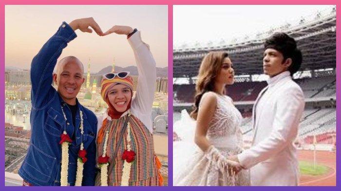 Akun Instagram Halilintar Asmid dan Lenggogeni Faruk Ayah & Ibu Atta Halilintar Tak Sekalipun Unggah Pernikahan dengan Aurel Hermansyah, Netizen Kepo