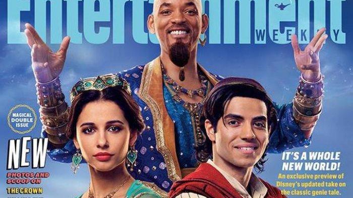 Film Aladdin 2019 Diperankan Will Smith, Begini Trailernya