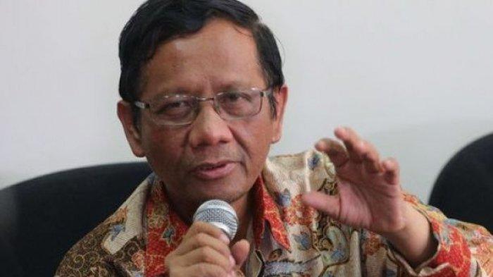 Belum Ada Putusan Resmi MK, Mahfud MD Ogah Pusingi Jatah Menteri Kabinet Presiden Terpilih 2019-2024