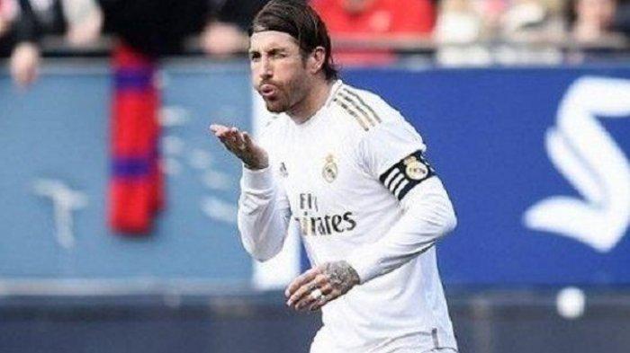 Alasan Sergio Ramos Akhirnya Pergi dari Real Madrid Setelah 16 Tahun Mengabdi
