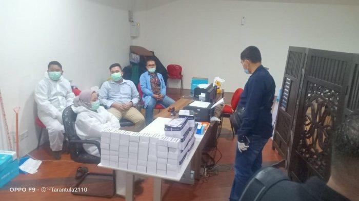 Sosok AKP Jericho Bongkar Alat Rapid Tes Bekas di Bandara Kualanamu dan Kecerdikannya Menyamar