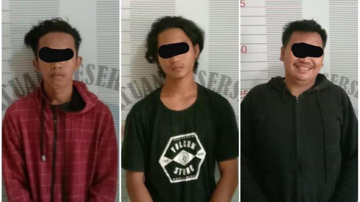 Tangkap 3 Pemuda Malili, Polres Luwu Timur Cuma Amankan Barang Bukti Sabu 0,16 Gram
