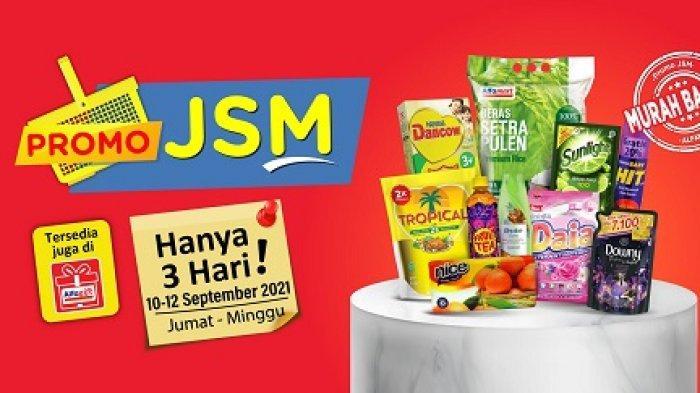 Promo JSM Sampai Besok, Minyak Goreng 2 Liter di Alfamart Hanya Rp 28.900
