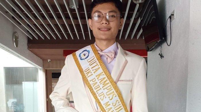 Profil Alfayet Ade Putra, Delegasi UKI Paulus di Duta Kampus Sulsel 2021