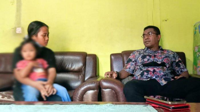 Ali Kabiay Temui Keluarga Korban Penembakan KST Papua di Toraja Utara