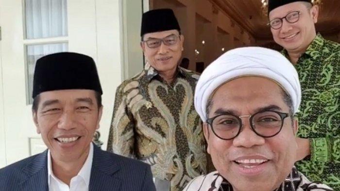 Dimana Ali Ngabalin Saat Jokowi Panggil Calon Menteri & Pelantikan Kabinet Indonesia Maju?