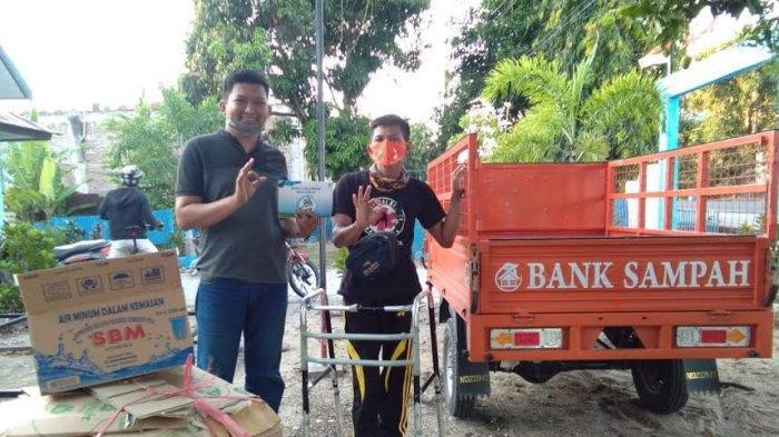 Ali Topan, Penyandang Disabilitas Asal Pinrang Masuk Nominasi Kalpataru 2021
