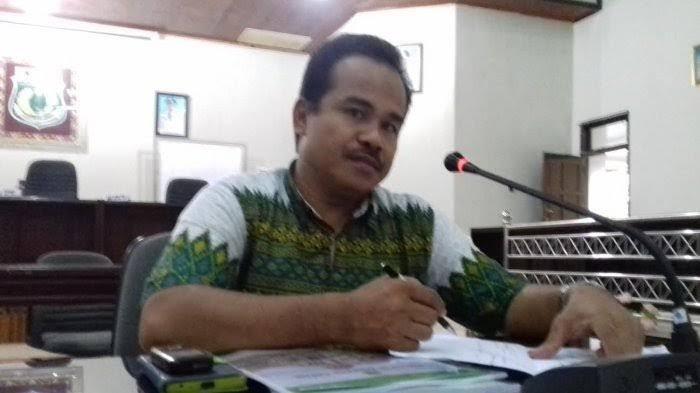 Alimuddin Budung 'Oppo' Pimpin PKB Pinrang